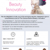 Croda Seminar March 2017: The Science behind Beauty Innovation